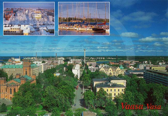 Suomen Aurinkoisin Kaupunki